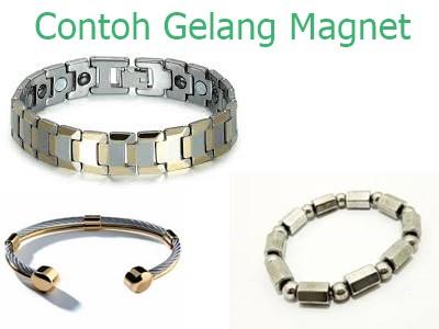 khasiat kalung kesehatan magnet
