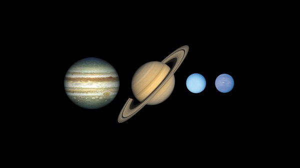 Gas Giants: Fun Facts about 4 Gas Planets (Failed Stars)