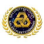 GalaxyFleetCommand Security Insignia