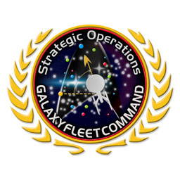 GalaxyFleetCommand Strategic Operations Insignia
