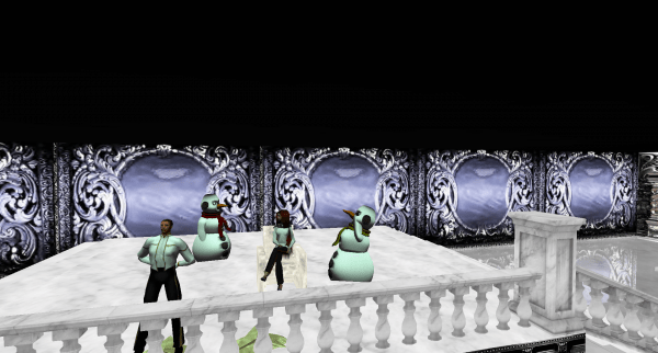 GFC Celebrates the 2017 Winter Ball with an Ice Party