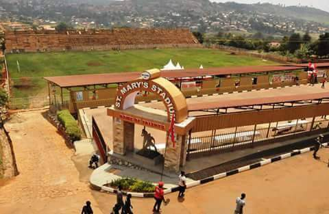 SC Vipers home ground, St. Mary's Stadium was rejected by CAF