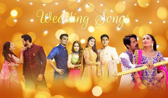 wedding songs Pakistani films