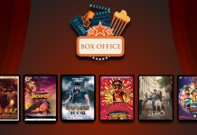 box office 5 Jan 19 - 17 Jan Jan 19