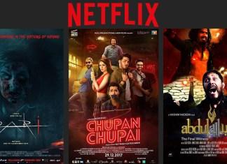 Abdullah Chupan Chupai Pari Netflix