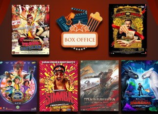 box office 25 Jan 19 - 31 Jan 19