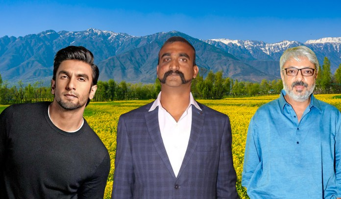 Abhinandan pulwama movie