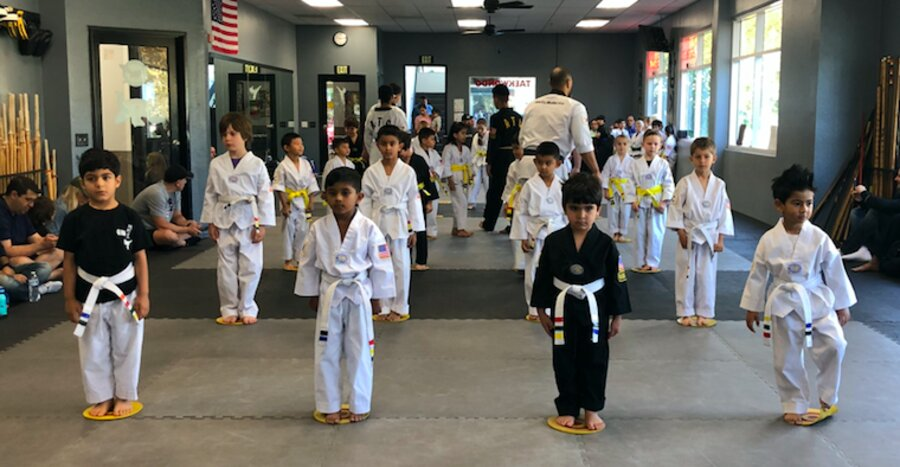 kids martial arts in southern california
