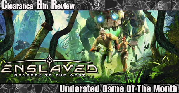 Underrated Game of the Month: Enslaved: Odyssey to the West