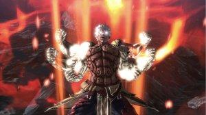 Asura goes all Super Fajita with rage and deliciousness.
