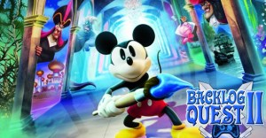 Day 21 – Epic Mickey: Power of Illusion – 90's kid at heart