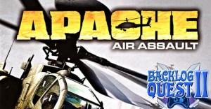 Day 22 – Apache Air Assault – Black Hawk (Game) Down