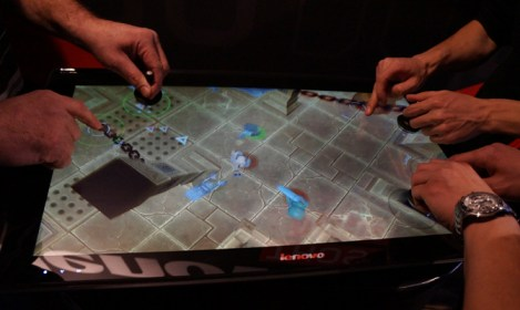 Next step: holographic projection.  I want my Star Wars holochess.