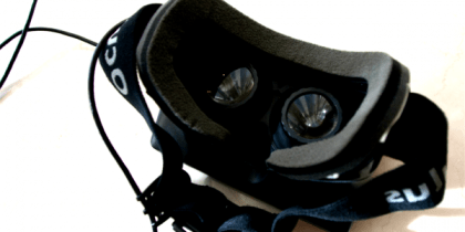 The virtual reality they warned us would swallow our souls is finally here.