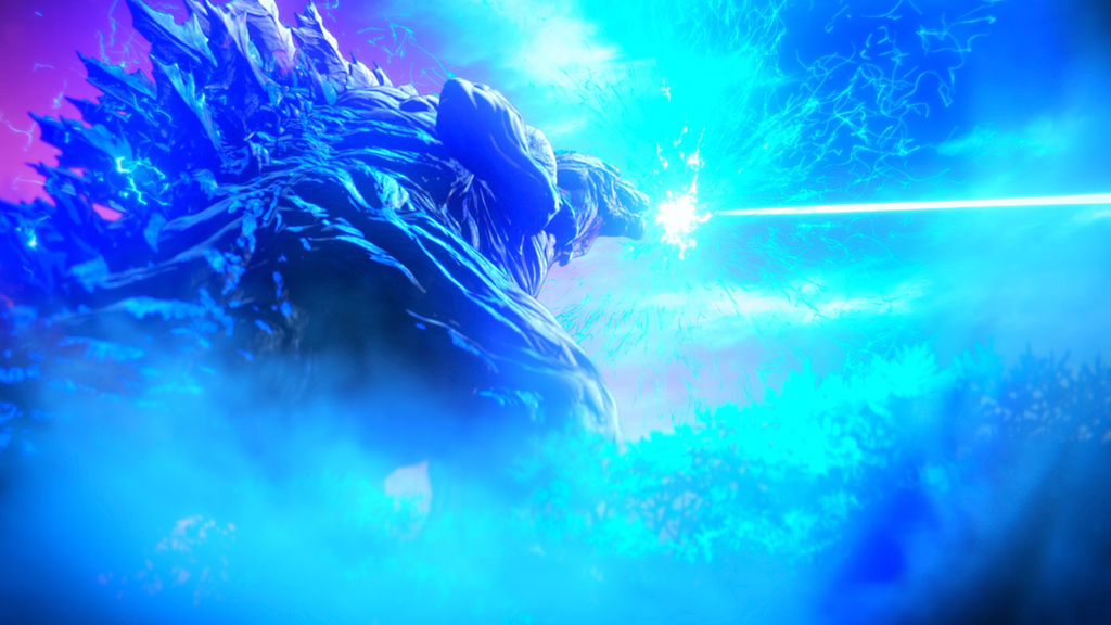 Godzilla Planet Of The Monsters: Review