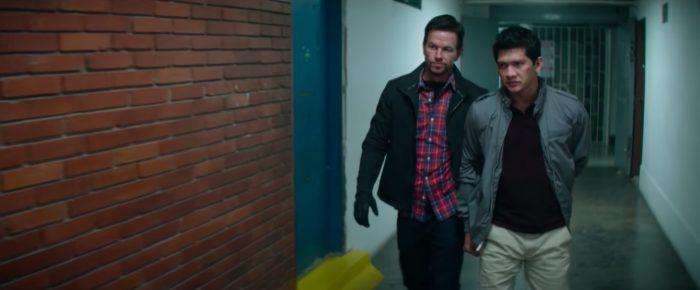Silva walks Li Noor through jail
