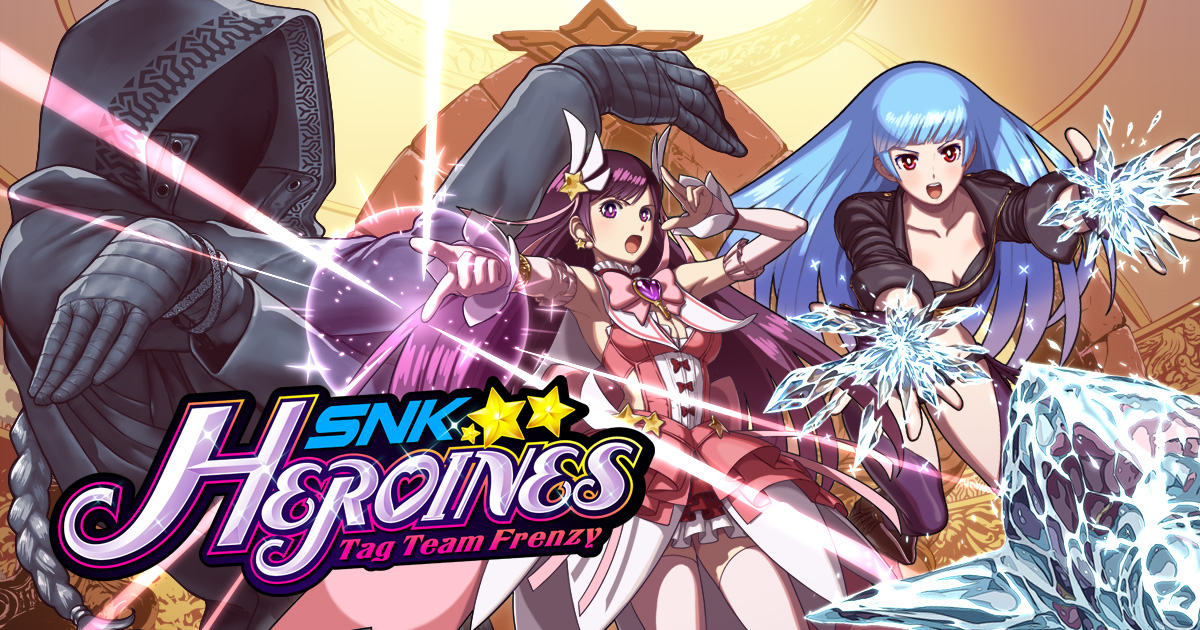 SnK Heroines Tag Team Frenzy: Review