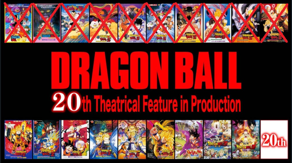 Dragon Ball: The Road to Film 20 – Part IV