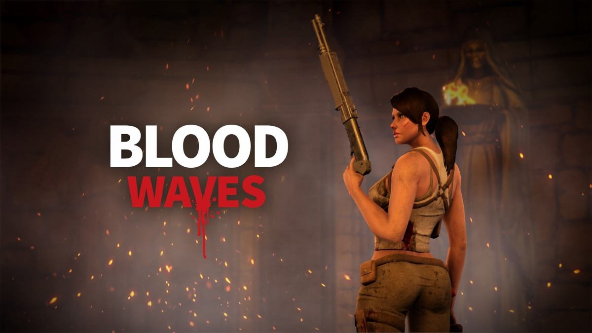 Dual Screens: Blood Waves - Review (Xbox One & Nintendo Switch)