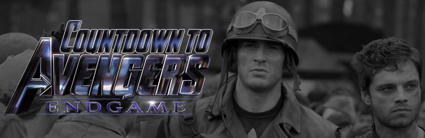 Countdown to Avengers Endgame: Captain America: The First Avenger