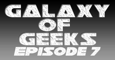 Camera Geek Tv Episodes : Episode 2 jonesing for trailers galaxy of geeks