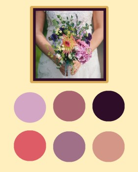 color scheme wedding2
