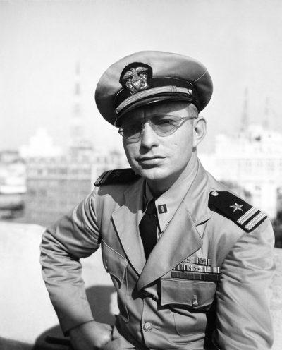 L. Ron Hubbard, Portland, Oregon, 1944