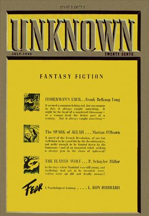 Fear original publication