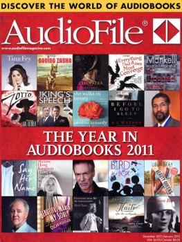 Devil's Manhunt Audiobook of the Year 2011