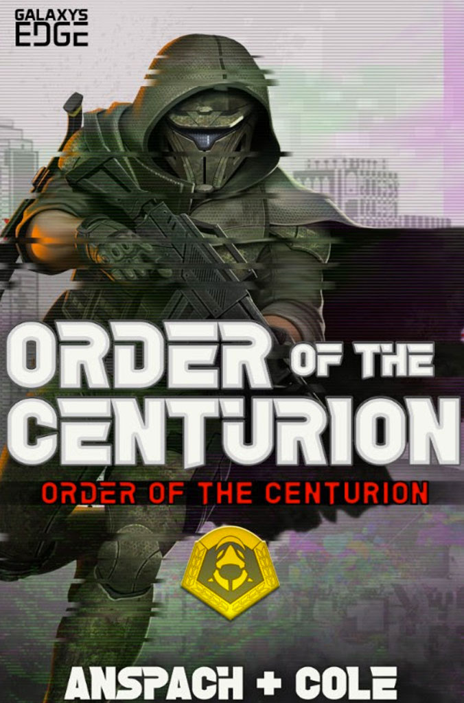 The-Order-of-the-Centurion-cover