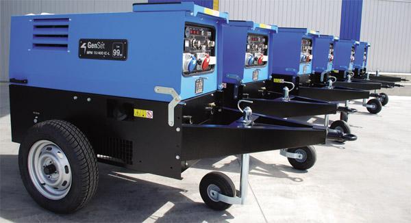 Agregat Za Zavarivanje MPM 15/400 IC-L MPM