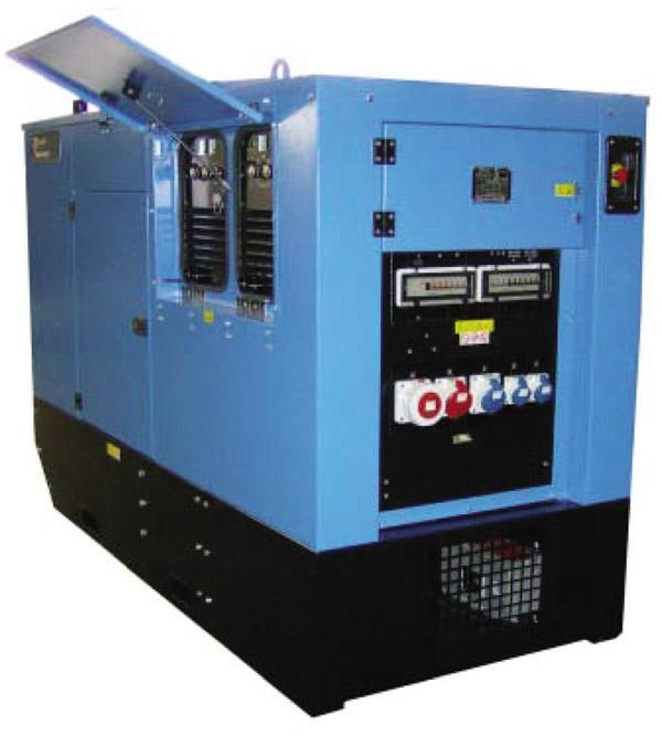 Agregat Za Zavarivanje MPM 40/700 DUAL DZ 350 A + 350 A