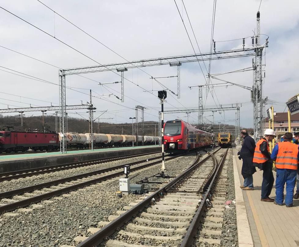 Rekonstruisana pruga Topčider-Rakovica-Resnik