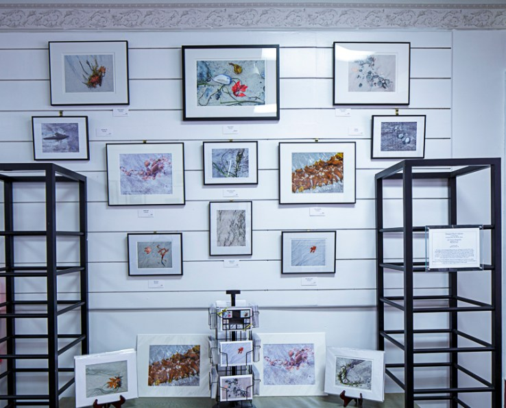 Exhibit a Framemakers in Waterville, Maine