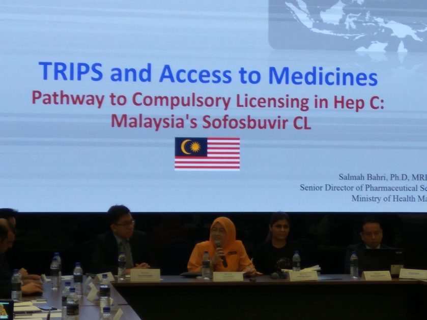 Roundtable – Balancing Access to Affordable Medicines and Health Innovation