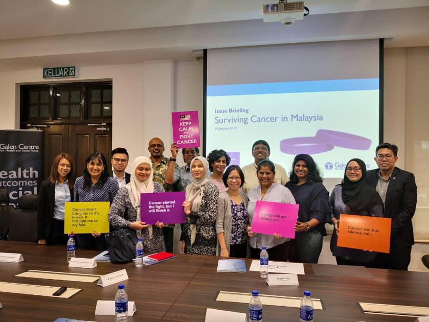 Issue Briefing – Surviving cancer in Malaysia
