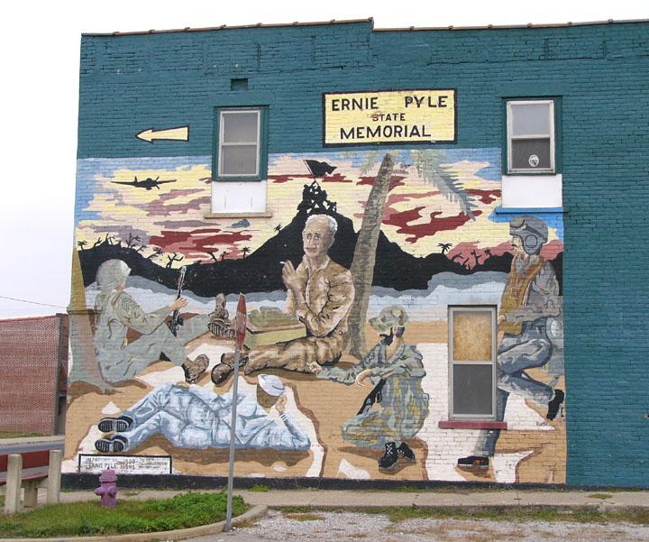 Image result for Ernie Pyle Dana festival