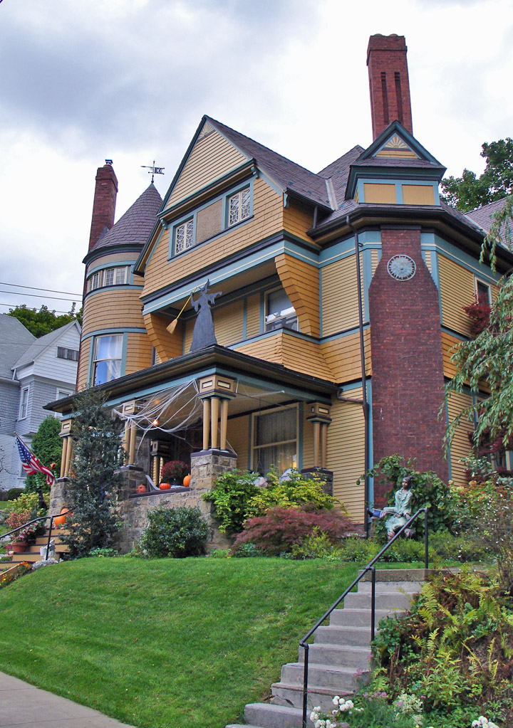Victorian Houses In Bellefonte Pennsylvania Travel