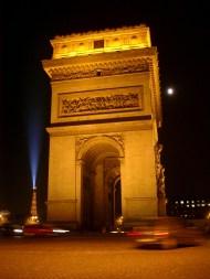 Arc d'Triumph, Paris