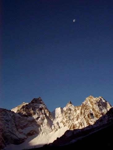 Gokyo Moonrise, Nepal