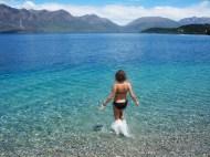 Lake Wakitapu, New Zealand