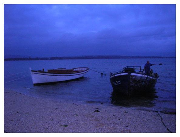 ¡Por fin! na Illa de Arousa, o lado do Adelino Manuel.
