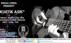 Permalink to Foto #Event – Akustik Asik By: @kedaiceriaa, @CiRKoRM dan @KotaSerang