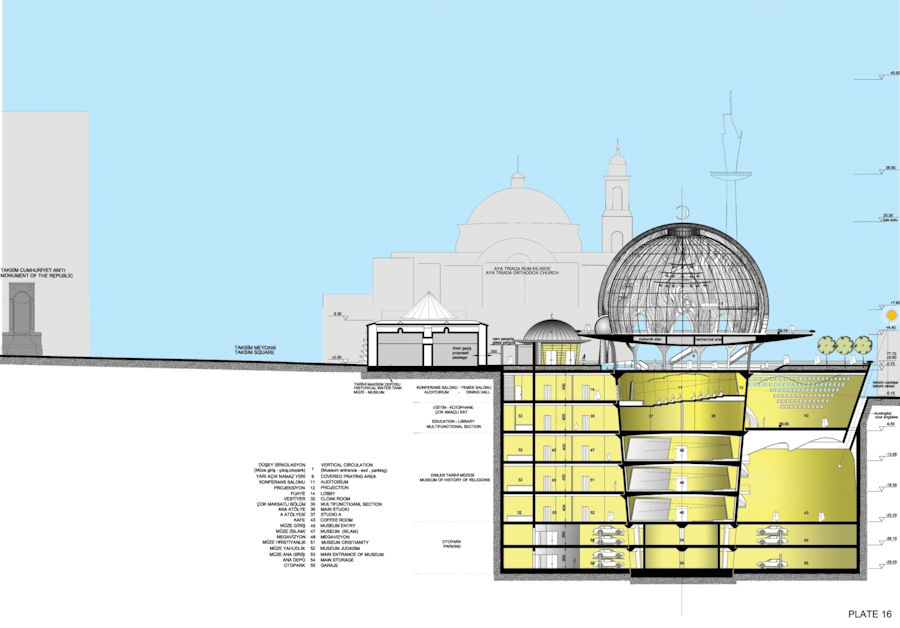 Mezquita Taksim