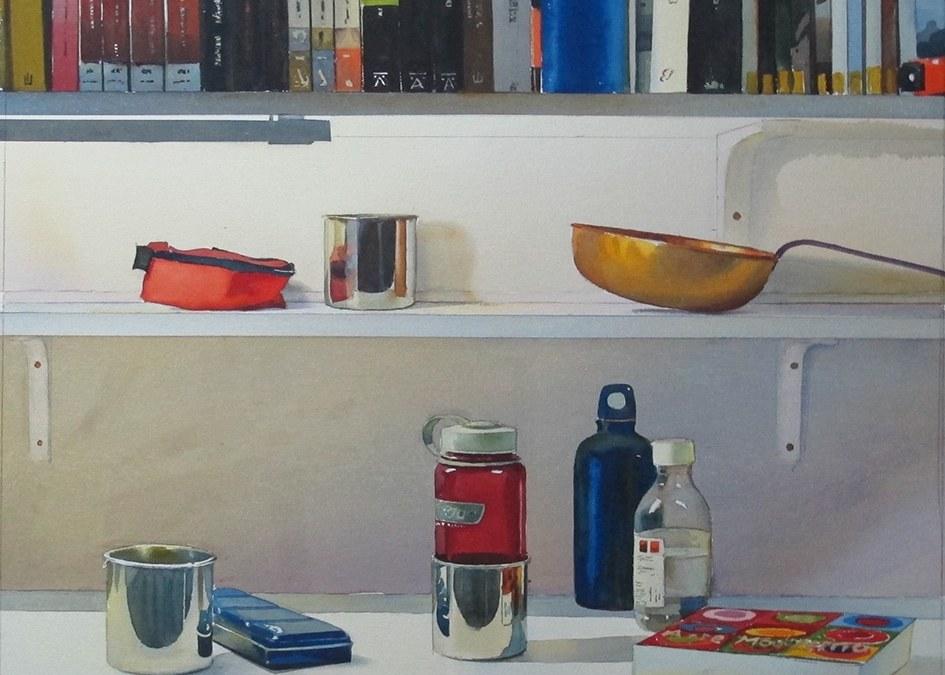 """Visita virtual exposición """"Reflejos"""" de Joaquín Ureña"""