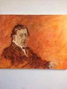 Rossini,O-L,120x150cms.