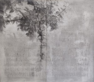 Pedro Escalona - Rama I - T.mixta 90x100 cm
