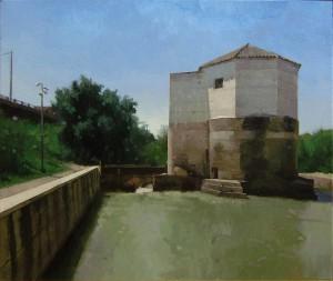 Molino de San Antonio (60x73)