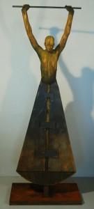 Vencedor-bronce-hierro