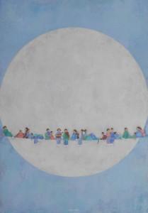 Sonata claro de luna 74x52